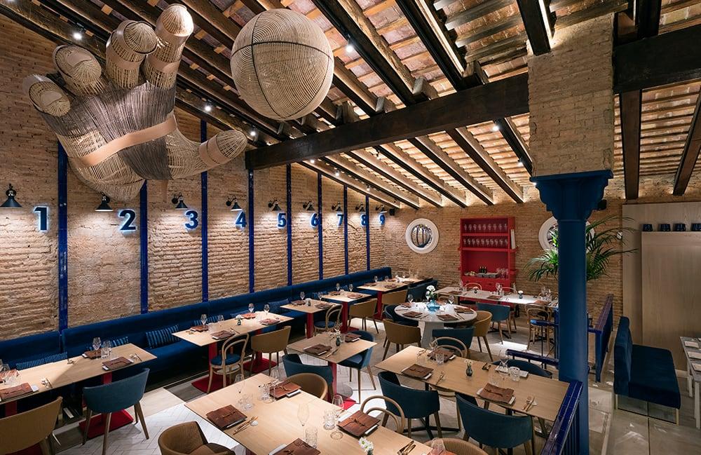 Trinquet Pelayo Restaurant | Valencia, Spain