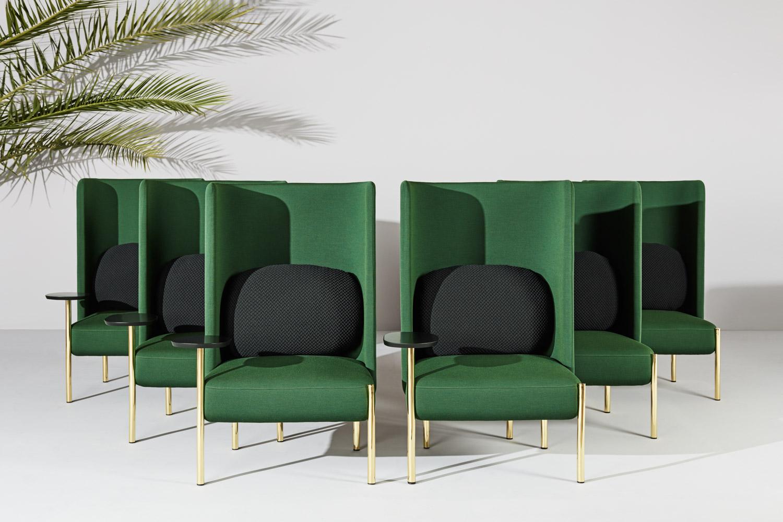 Find Missana at Workspace design show London